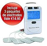 Aparato Electroestimulador TENS Med-Fit Pain Care-2 Canales 9 Programas-Uso Sencillo-Alivio Del Dolor y Masaje -paso a paso para el usuario en Español.