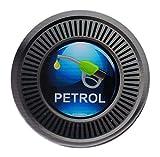 #3: CVANU® Multicolour Petrol Car Fuel Lid Decal /Sticker Printed ( 10Cm) For Maruti Suzuki Ignis