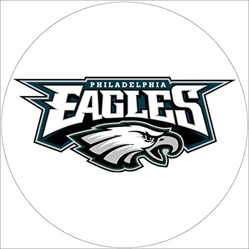 Fondant Tortenaufleger Tortenbild Geburtstag NFL Philadelphia Eagles T1 (Eagles Philadelphia Geburtstag)