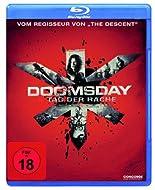 Doomsday - Tag der Rache (im Spezialschuber mit Kunstblut) [Blu-ray] hier kaufen