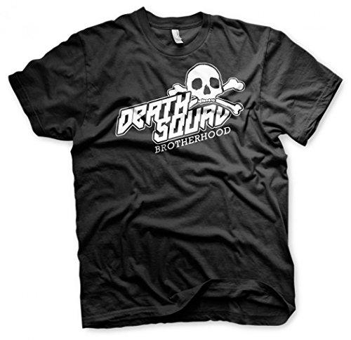 Bad Ass - Death Squad Brotherhood - Tshirt Schwarz