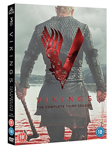Vikings: The Complete Third Season (3 Dvd) [Edizione: Regno Unito]