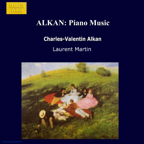 Alkan: Piano Music