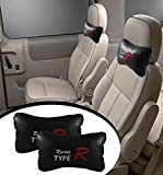 #10: Spedy Universal Black Type R Car Seat Neck Cushion Pillow