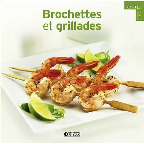 Brochettes et grillades