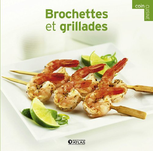 Brochettes et grillades par Glénat