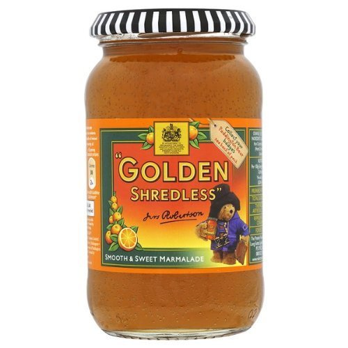 Robertson's Golden Shredless Smooth Sweet Marmalade 6 x 454g by Robertson's