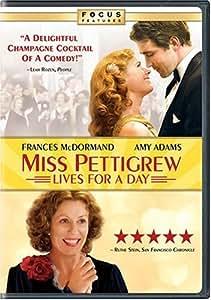 Miss Pettigrew Lives for a Day [DVD] [2008] [Region 1] [US Import] [NTSC]