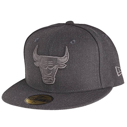 new-era-herren-caps-fitted-cap-tonal-graphite-chicago-bulls-grau-7-1-8-568cm