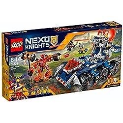 Lego Nexo Knights LEGO 70322 - Set Costruzioni Nexo Knights Il Porta-Torre Di Axl