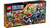 LEGO 70323 Nexo Knights Jestro's Volcano Lair Construction Set