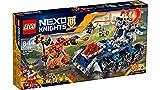 LEGO Nexo Knights 70322 - Axls mobiler Verteidigungsturm