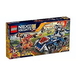 LEGO Nexo Knights Porta Torre di Axl Costruzioni Gioco Bambina Giocattolo, Colore Vari, 70322  LEGO