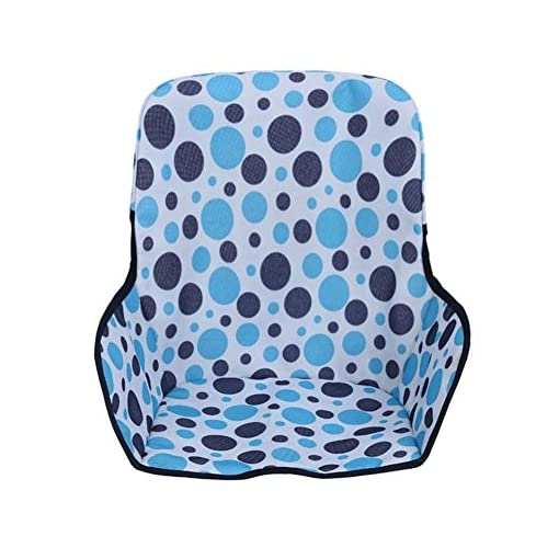Baby Kids Highchair Insert Infant Toddler Dining Chair Seat Cushion Foldable Waterproof 51sTxH0mqYL