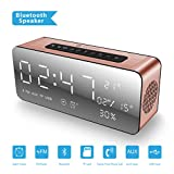 Best Bluetooth Alarm Clocks - ICE-BINGO Bluetooth Speaker Alarm Clock Radio with Premium Review