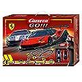 Carrera GO!!! High Speed Contest 20062487 Autorennbahn Set