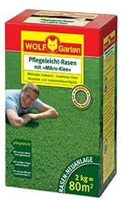 WOLF-Garten 3827040 L-Mi 80 Natur mit M