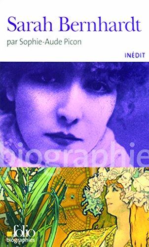 Sarah Bernhardt par Sophie-Aude Picon