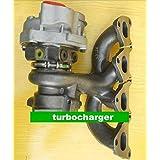 Gowe Turbolader für K0353039880248530398801625303970024803C145702pv Turbo Turbolader für Volkswagen Golf-51.4TSI 2005–2009140PS BLG/bmy