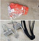 ZLQF Professionali aiuti di Arrampicata per L'osservazione della Caccia, Semplice da Usare,Strumento per Arrampicare L'Albero,B+Seatbelt