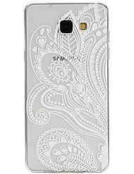 inShang Samsung Galaxy A5(2016) Funda y Carcasa para Samsung Galaxy A5(2016) case Samsung Galaxy A5(2016) móvil, Ultra delgado y ligero Material de TPU, carcasa posterior (Back case) con ,
