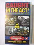 Picture Of Caught In The Act [VHS]