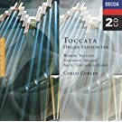 Toccata - Organ Favourites (2 CDs)
