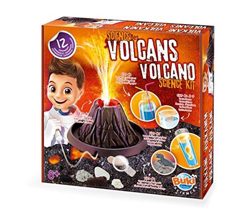 Buki Volcano Science Project Kit - La ciencia de los volcanes