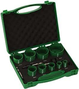 Hitachi 752176 Kit de scie cloche pour ajusteur-mécanicien