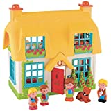 ELC HappyLand Rose Cottage by Early Learning Centre