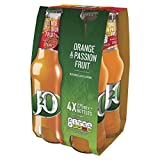 J2O Orange & Passionfruit, 275 ml (Pack of 4)