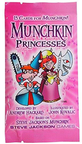 munchkin-princesses