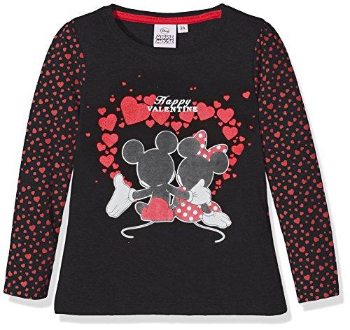 Disney Minnie Mouse, T-Shirt Fille Disney