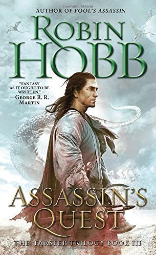 Assassin's Quest (The Farseer Trilogy, Book 3) by Robin Hobb (1998-01-05)
