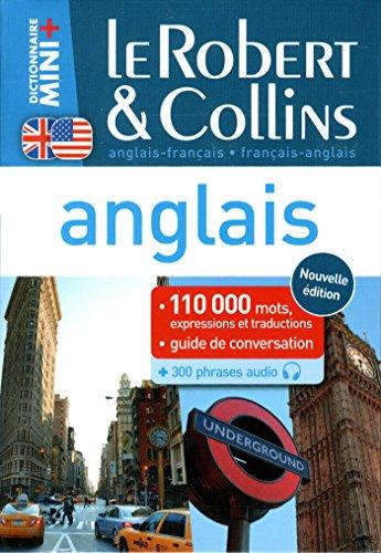 Dictionnaire Le Robert & Collins Mini+ Anglais : Français-anglais/Anglais-français par Le Robert & Collins