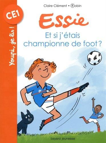 Essie : Et si j'étais championne de foot ?