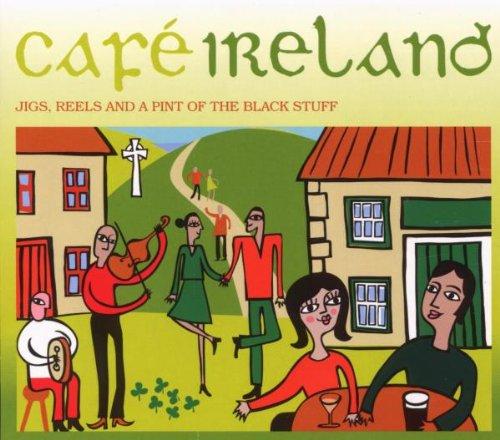 Cafe Ireland (3cd)