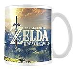 The legend of Zelda: Breath of the Wild, tazza di ceramica, multicolore