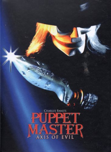 Puppet master: Axis Of Evil - Media Book & Dvd - Uncut - Limited to Just 500 - (Puppet Master-axis)