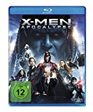 X-Men Apocalypse [Blu-ray] -