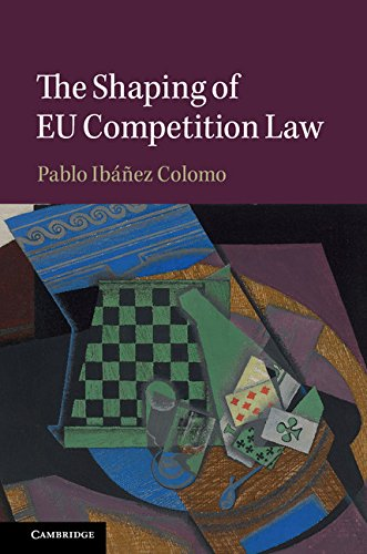 The Shaping of EU Competition Law (English Edition)
