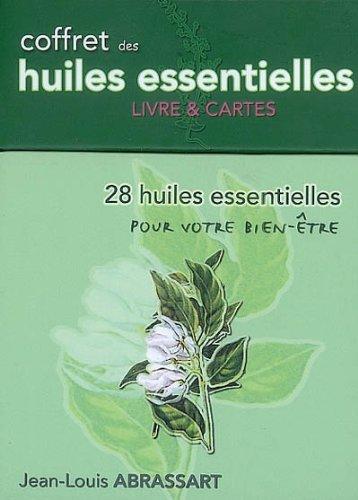 Coffret des huiles essentielles : 28 Huiles essentielles pour votre bien-être