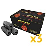Greek Fire Holzkohlebriketts 30kg