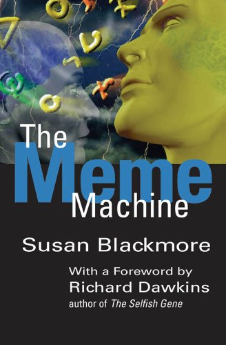The Meme Machine (Popular Science) (English Edition) (Ontology Learning)
