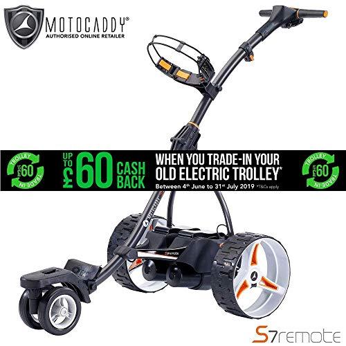 Motocaddy 2019 S7 Télécommande Chariot Golf Électrique +...