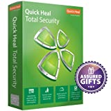 #1: Quick Heal Total Security - 2 PC, 1 Year (DVD)