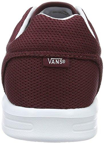 Vans Unisex Erwachsene Ua Iso 1.5 Sneakers Rot (Mesh Port Royale)