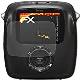 Fujifilm Instax Square SQ10 Film Protection d'écran - 3 x atFoliX FX-Antireflex-HD antireflets haute résolution Film Protecteur