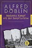 Wadzeks Kampf mit der Dampfturbine: Roman (Fischer Klassik)