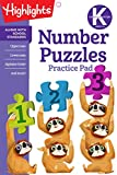 Kindergarten Number Puzzles (Highlights(TM) Learn on the Go Practice Pads)